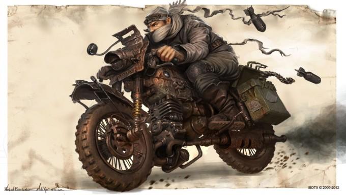 Michal_Kus_Art_warlordbiker