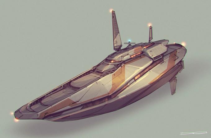 Quantum_Rush_Concept_Art_boat_concept