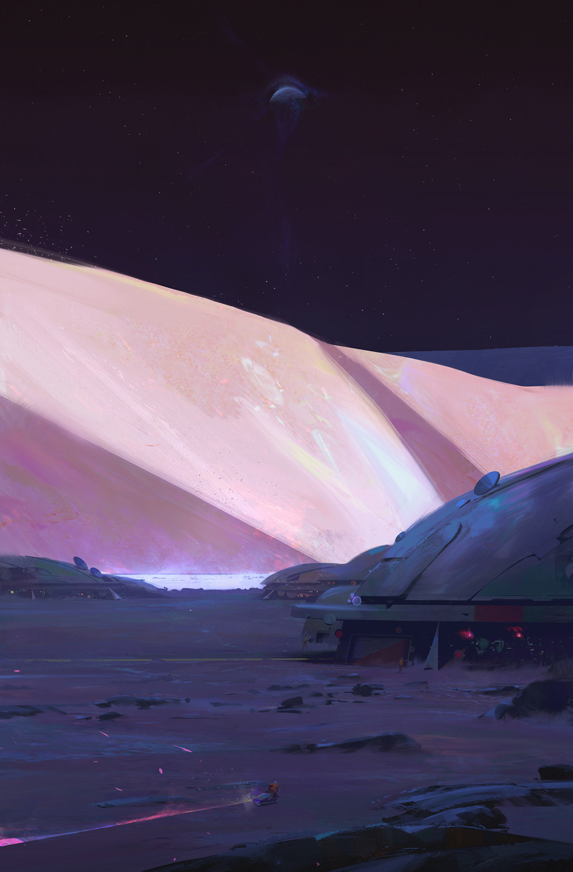 Victor Mosquera | Concept Art World