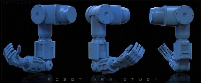 Ben_Mauro_FZD_free_robot_arm