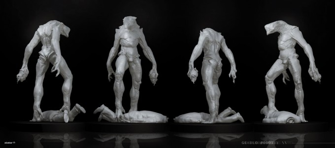 Creature_Concept_GEILO_fullBod_Sculpt_AJB