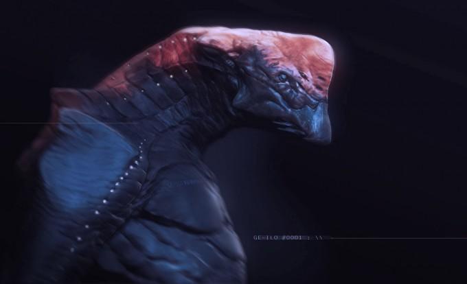 Creature_Concept_GEILO_head_Fin_AJB