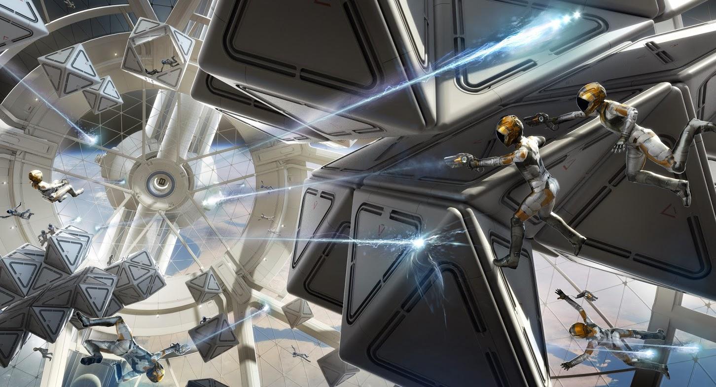 Enders Game Battle Room