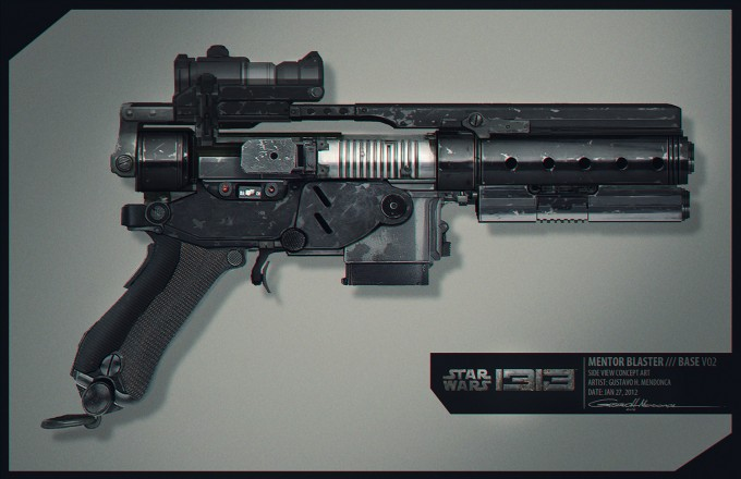 GM_Star_Wars_1313_Concept_Art_Mentor_Blaster