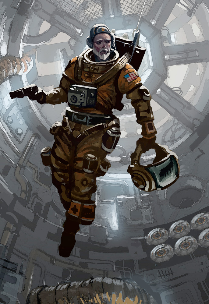 astronaut in space art - photo #30