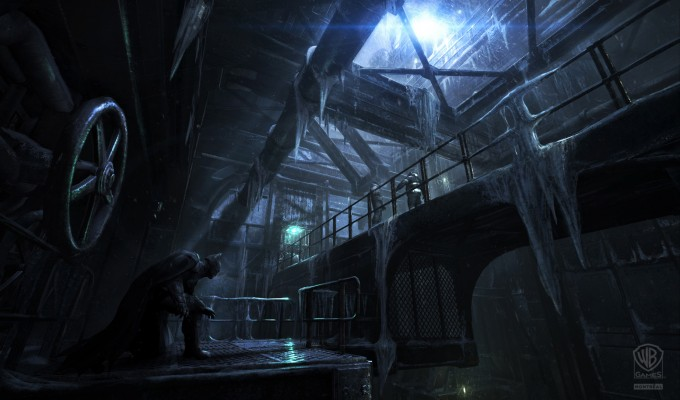 Batman_Arkham_Origins_Concept_Art_IcePit_Concept_UpperLevels_V03b