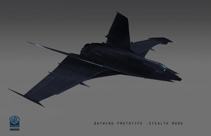 Batman_Arkham_Origins_Concept_Art_MH_batwing_prototype_stealth