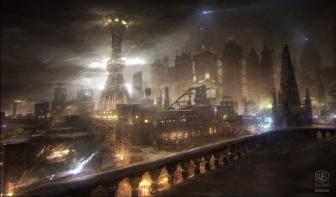 Batman_Arkham_Origins_Concept_Art_SnowStormStudy_OLDGOTHAM_V05b