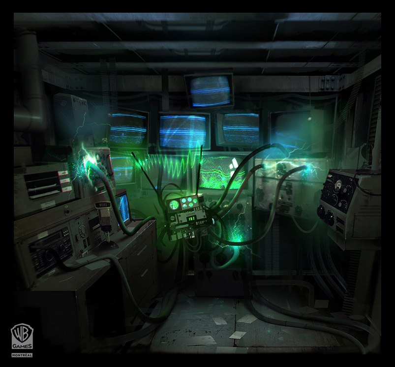 Batman Arkham Knight Batcave: Batman: Arkham Origins Concept Art By Virgile Loth