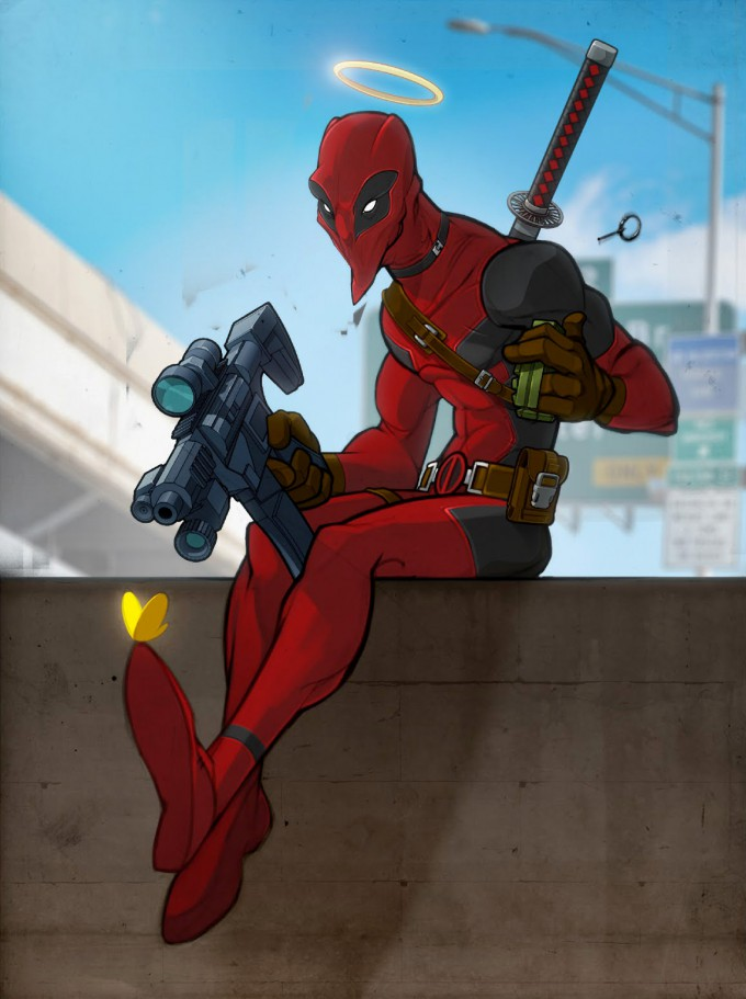 Vanja_Todoric_Deadpool_Fan_Art_Target_Practice_01