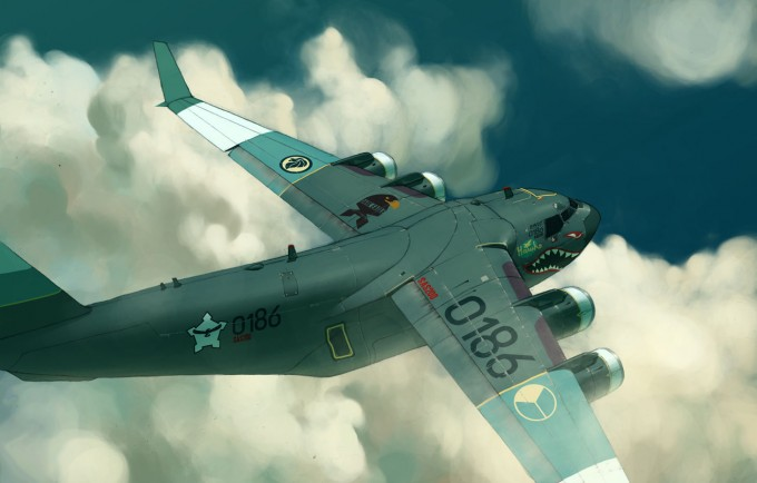 Vasili_Zorin_Art_transport_plane
