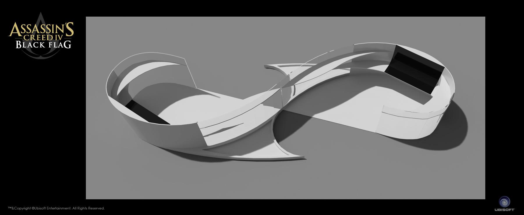 Assassins Creed Iv Black Flag Concept Design Enira 14 Concept