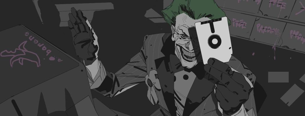 Batman Arkham Origins Art Blackgate MA01