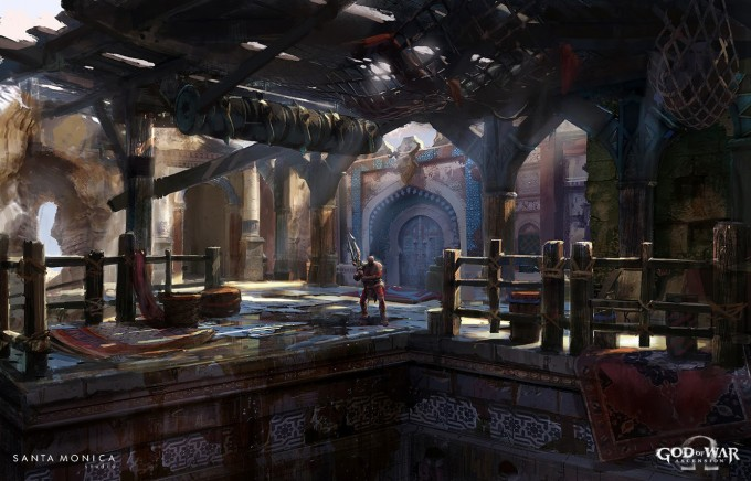 God_of_War_Ascension_Concept_Art_Canyon-LowerLevel_LukeBerliner