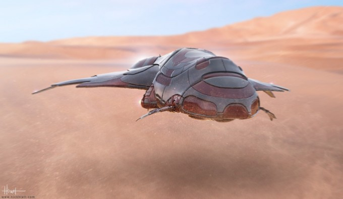 Nicholas_Hiatt_Spaceship_Design_Zbrush_03