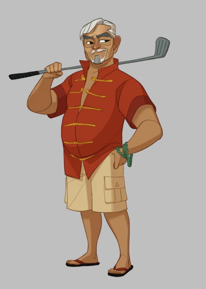 Powerstar_Golf_Concept_Art_Illustrations_Claire_Hummel_03
