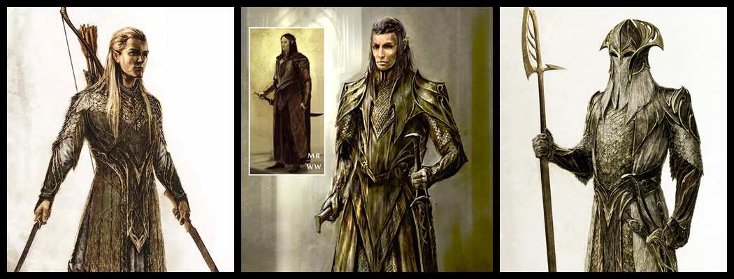 The Hobbit The Desolation of Smaug Chronicles Art