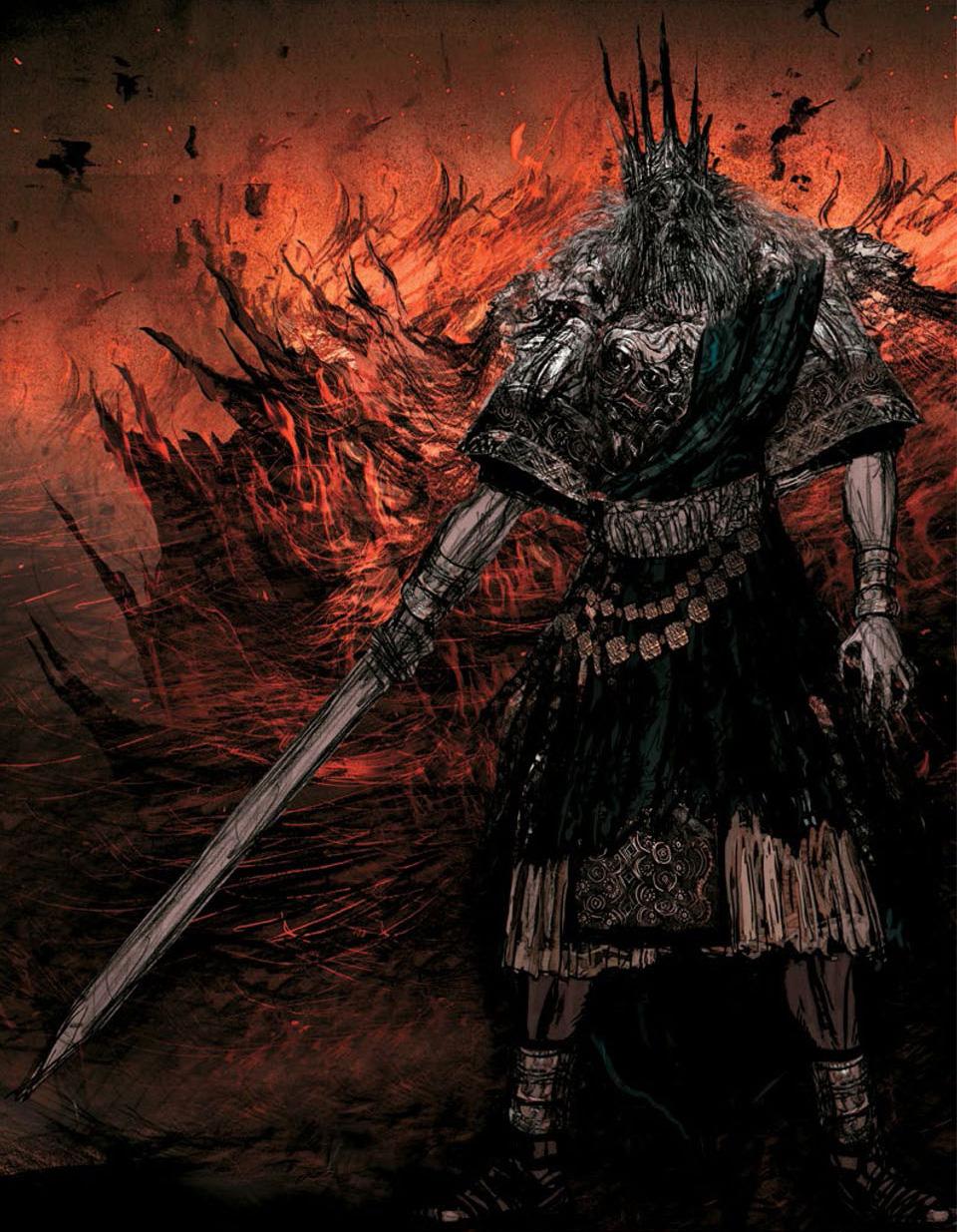 Dark Souls: Design Works | Concept Art World