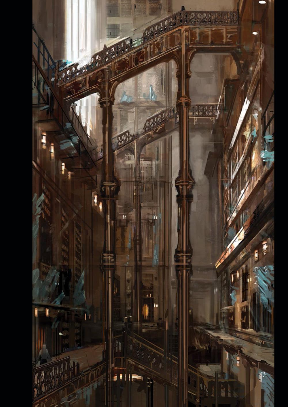Dark souls design works concept art world for Dark souls 3 architecture