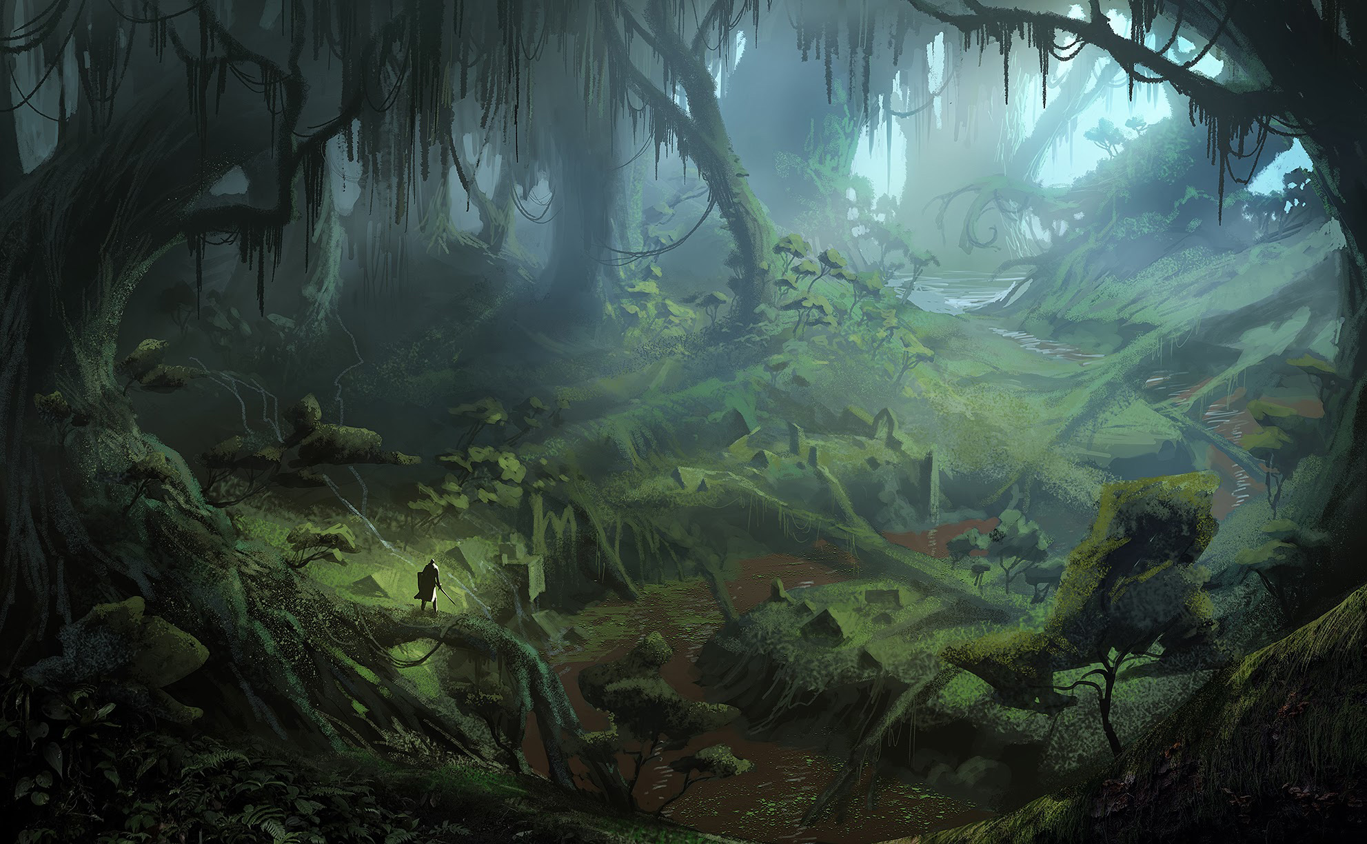 Dragon Age: Inquisition Environment Concept Art | Concept ...