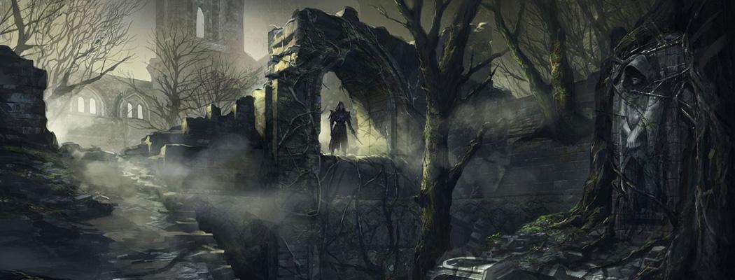 Dragon Age Inquisition Environment Concept Art MA01