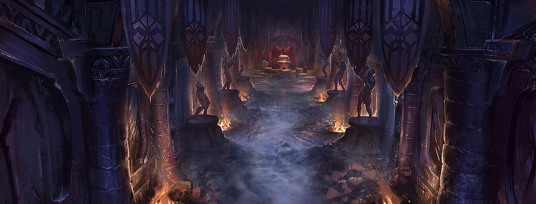The Elder Scrolls Online Wallpaper Art MA01