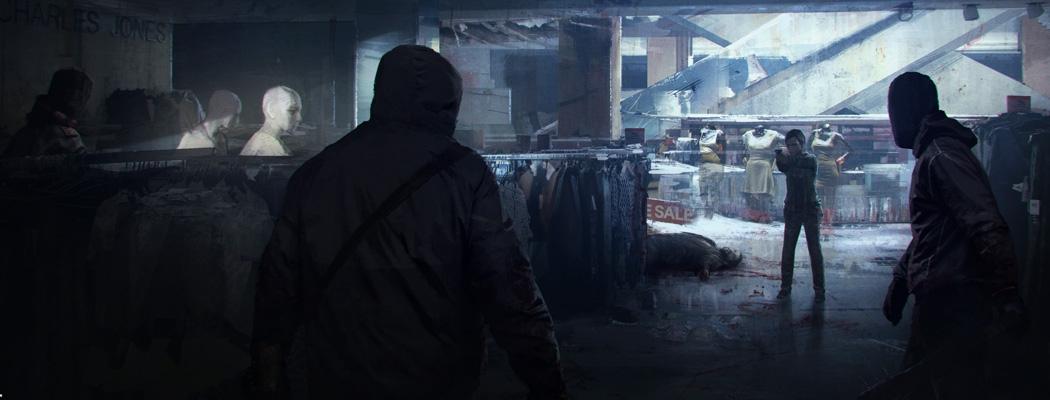 The Last of Us Concept Art JS DLC MA01