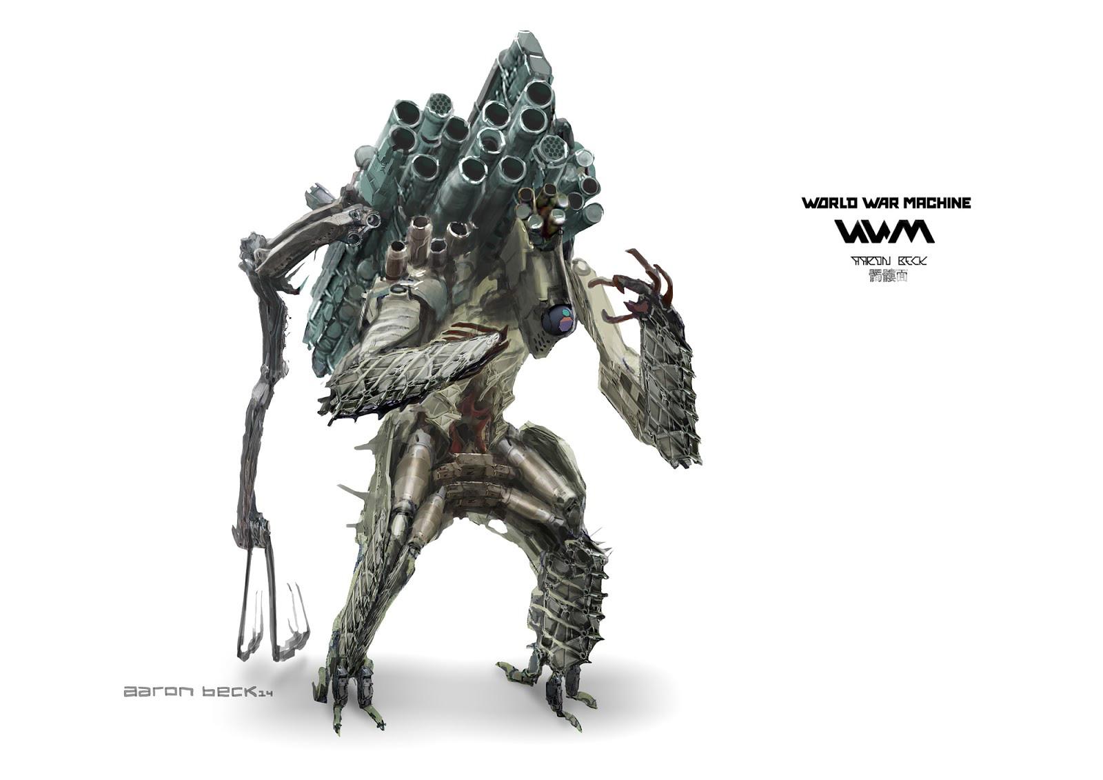 world war machine