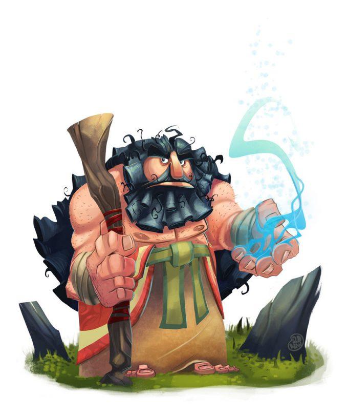 Brett_2D_Bean_Character_Design_01
