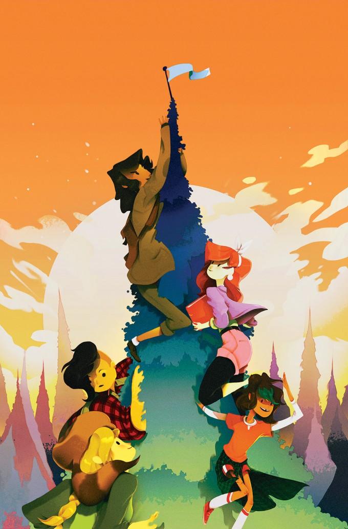 Lumberjanes_Cover_Art_Perry_Maple_Boom_Studios