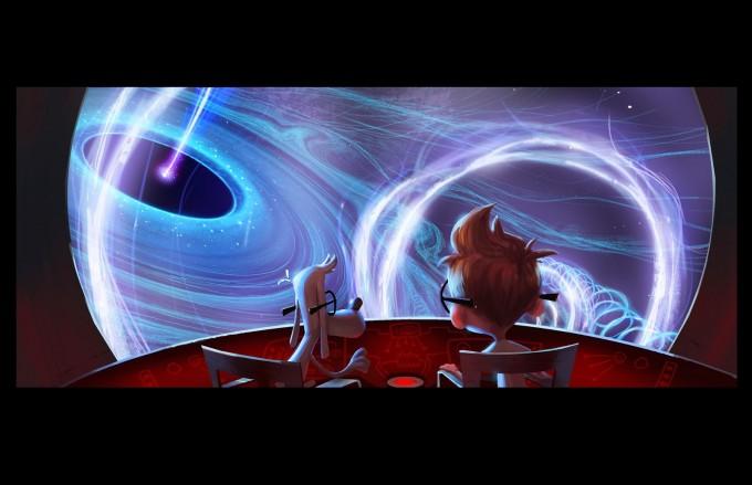 Mr_Peabody_Sherman_Concept_Art_Bryan_Lashelle_black_hole_from_inside_the_wabac