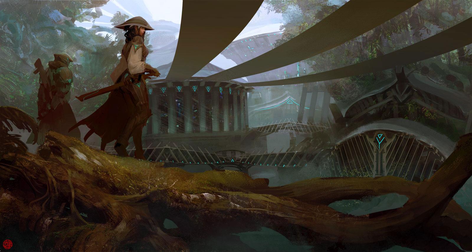 fantasy concept art - photo #26