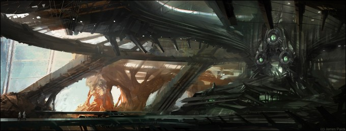 James_Paick_Concept_Art_Cavern_Tavern