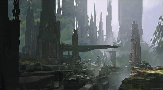 James_Paick_Concept_Art_Demo_Painting_001