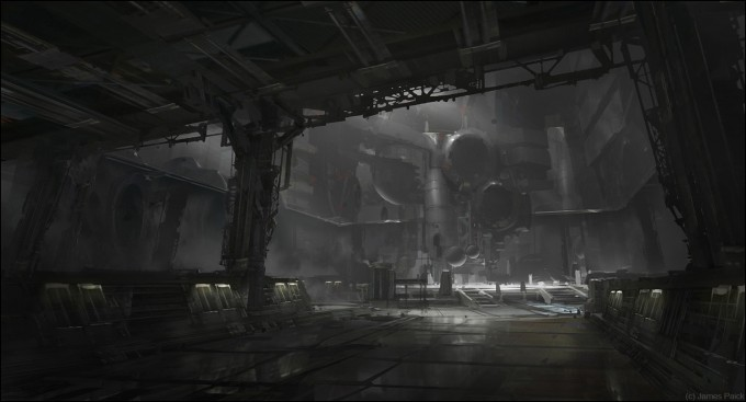 James_Paick_Concept_Art_Interior_Lab