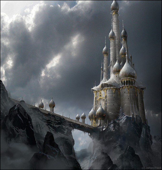 James_Paick_Concept_Art_Snow_White_Castle_001