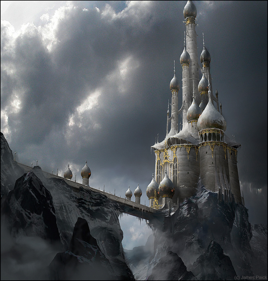 castle concept art by - photo #21
