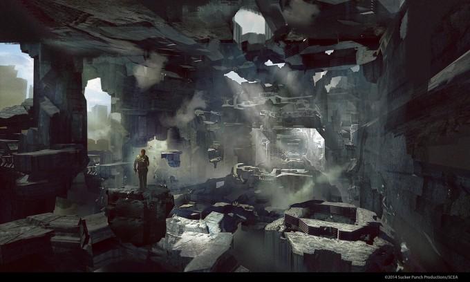Levi_Hopkins_Infamous_2_Concept_Art_Concrete_Island_Inner_Section_1