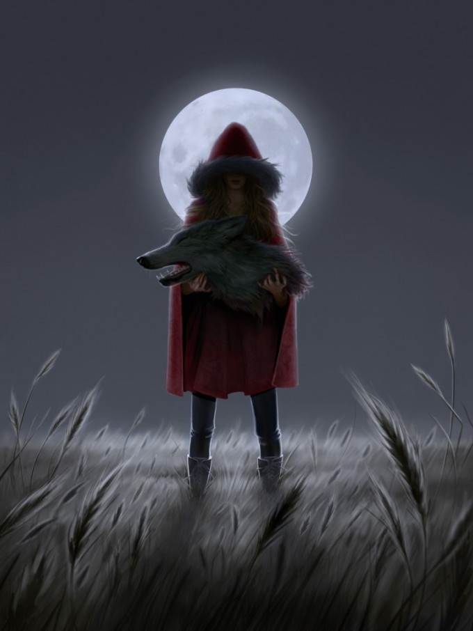 Miranda_Meeks_Art_Illustration_Red_Riding_Hood