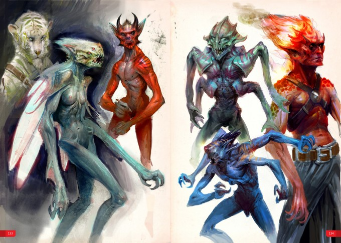 The_Art_of_Miro_Petrov_Creature_Concepts