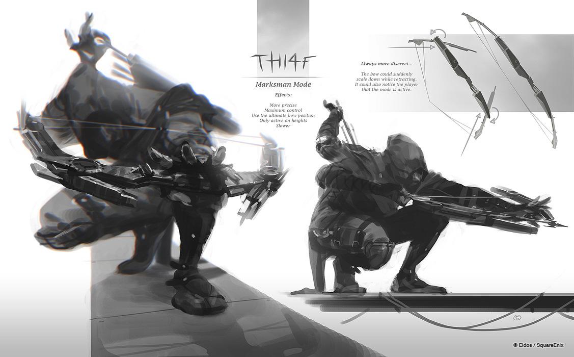 Game Design Concept Artist
