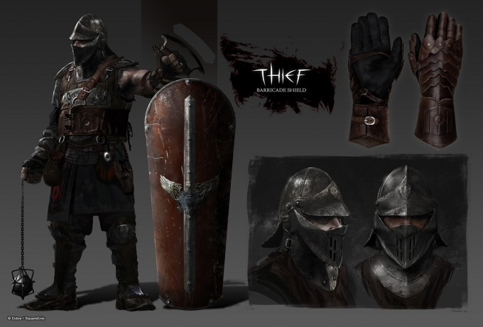 Thief_Game_Concept_Art_SteamBot_14_Barricade_Shield_FullBoard