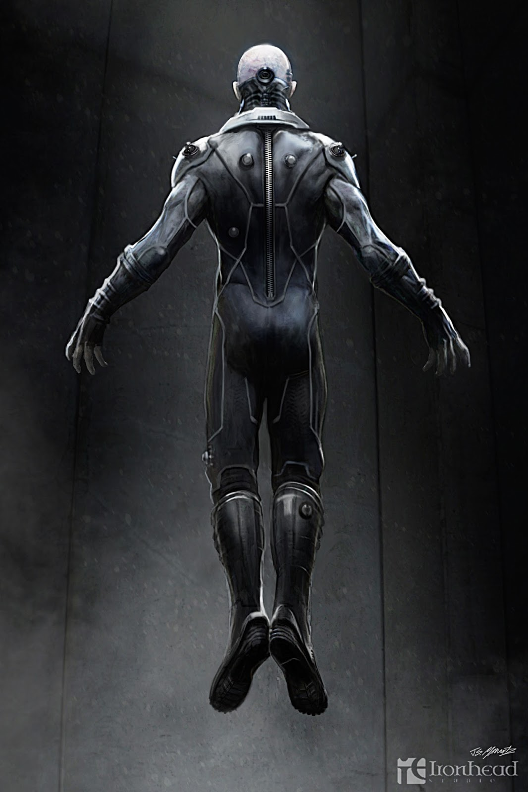 the amazing spiderman 2 concept art by jerad s marantz
