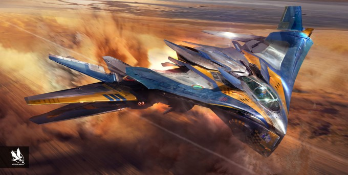 Atomhawk_Concept_Art_Guardians_of_The_Galaxy_Milano_Flight