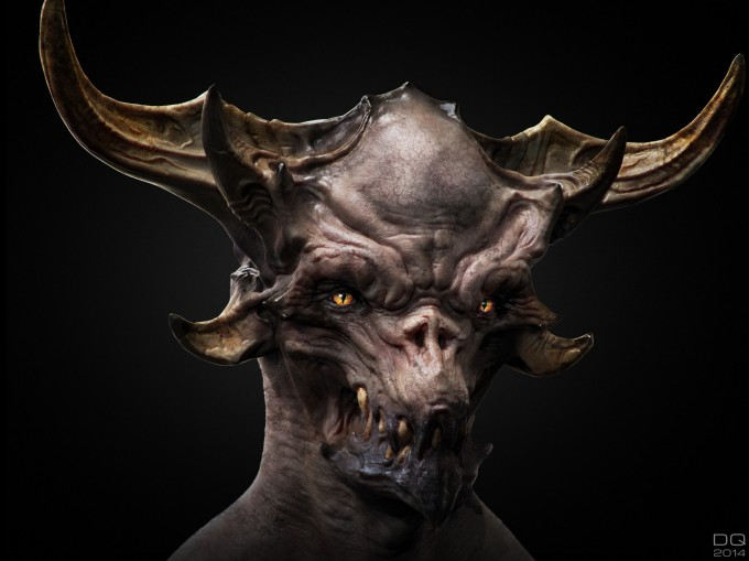 Dominic_Qwek_Creature_Character_Art_Demon