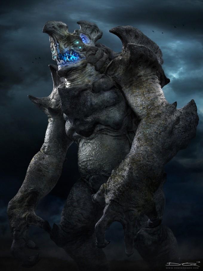 Dominic_Qwek_Creature_Character_Art_Kaiju