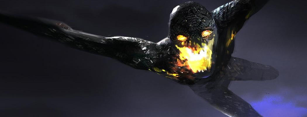 X Men Days of Future Past Sentinel Concept Art GB M01