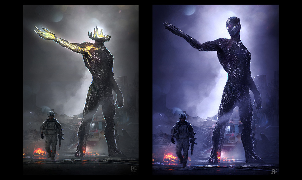 Men Days of Future Past Sentinel Concept Designs Framestore 05X Men Days Of Future Past Sentinel Mark X