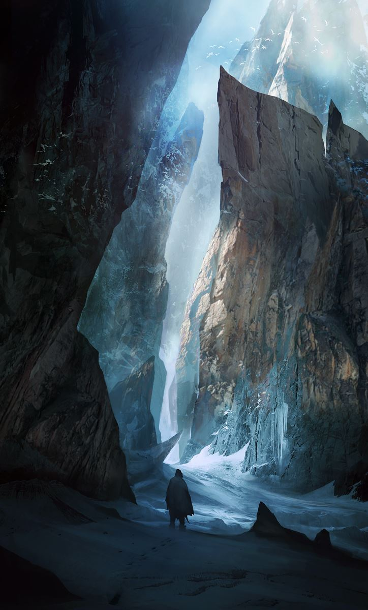 Game Of Thrones Concept Art Illustration 01 Cyril Tahmassebi Beyond The Wall