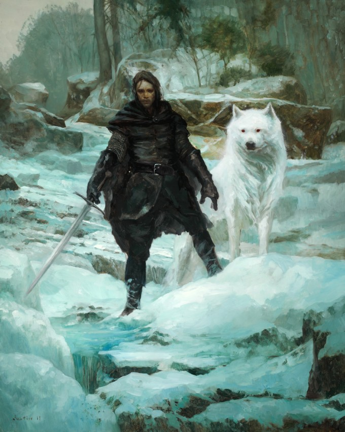 Game_of_Thrones_Concept_Art_Illustration_01_Justin_Sweet_Jon_Snow